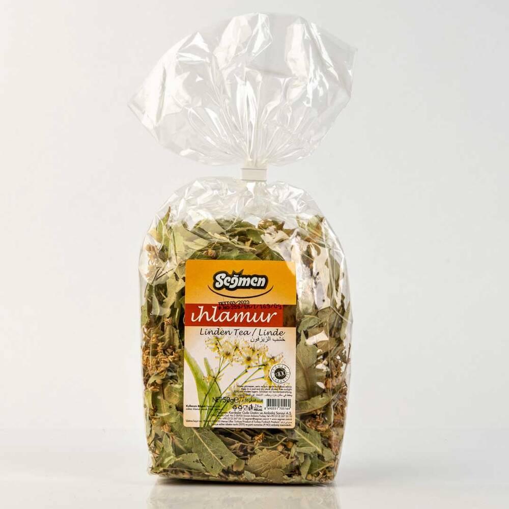 Seğmen Ihlamur Çayı 50 gr